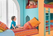 Deco para niños / Ideas e inspiración para la decoración de habitaciones infantiles, zonas de juego, ...