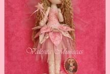 Muñecas / Todo tipo de muñecas de trapo / by Maria Paula Gimeno Gutierrez