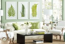 Botanicals/Tropical decor