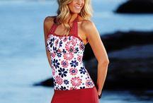Summer beach fashion...