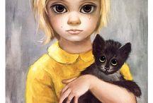 Margaret Keane / enfants