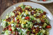 Salad / by Helen Morrah