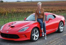 SRT Viper review with Emme Hall / by Roadfly.com