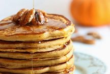 Recipes ~ Breakfast - Pancakes