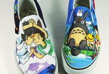 Studio Ghibli / by Becky Elmore