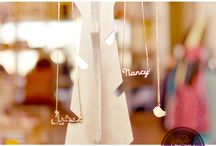 Jewelry - Joyería / We love to follow the latest trends.
