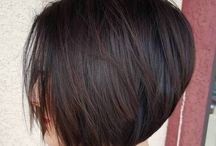Korte frisyrer / Forslag til frisyrer