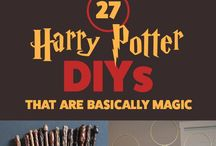 Harry Potter pressy idea / For the DIYing Harry Potter fans