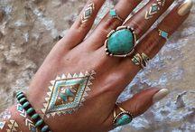 Tats and hennas