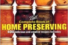 RECIPES: CANNING