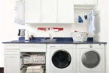 Laundry room ideas / by Henný Sig