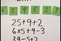 Math Gaming