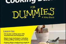CUISINE FOR DUMMIES • KUCHAŘKA PRO ZAČÁTEČNÍKY / Rady pro začátečníky v kuchyni, recepty pro kuchaře a kuchařky.