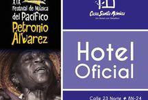 XIX FESTIVAL DEL PACIFICO PETRONIO ALVAREZ / Así se vivió el festival Petronio Álvarez, en Casa Santa Mónica