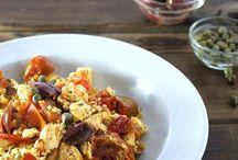 Simple Vegan Recipes / Simple food Easy Vegan recipes Practical Recipes Quick Vegan Recipes