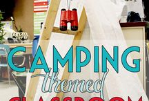 camp theme classroom ideas / by Kerri Griffin