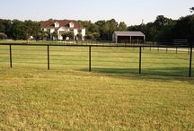 Pipe and Cable Fence