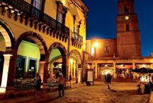 Ciudades y lugares Patrimonio  / by All Mexico Pass