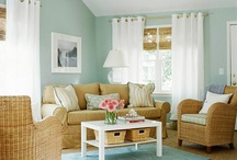 Living Room Makeover / by Stephanie Townsend