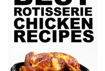 Rotisserie recipes / Rotisserie recipes / by Sandy Smith Andlinger