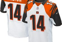 Bengals Andy Dalton Black Authentic Jersey For Women's & Youth & Men's All Size