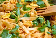 5 Soups, Chili and Pastas / by Ang