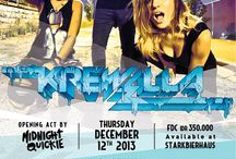KREWELLA Live In Jakarta / Thursday, 12 December 2013 at Stark Bierhouse, EX - Plaza Indonesia. Promoted by URBANITE ASIA