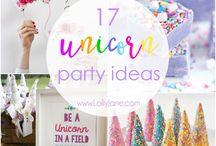 Madison's 2nd Birthday - Unicorn