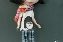 Blythe dolls / by Valerie Armstrong