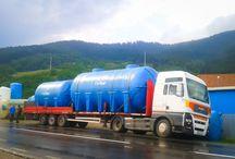 Rezervoare apă pluvială