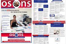 Magazines / Nos créations de Magazines