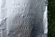 Cemeteries, Gravestones, and Such