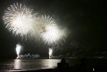 Firework Festival / Zushi Coast Firework Festival on 29th May First festival of this season near Tokyo.