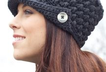 Knitted Hats, Scarves & Headbands