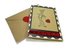 VALENTINE'S DAY / Valentines Day Cards, Pop Up Cards, Home Decor