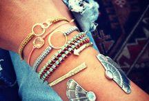 Jewelry fun / by Rahna Rahmanzadeh