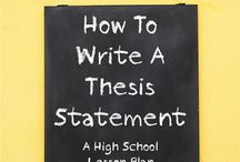 Writing for High School Students