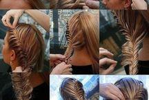 hair / by B L