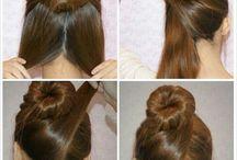 Hair Tuts and Ideas