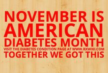 Living with Diabetes / Learn more about Doylestown Hospital Diabetes Center at http://www.dh.org/diabetes?utm_source=pinterest&utm_medium=referral&utm_campaign=diabetes