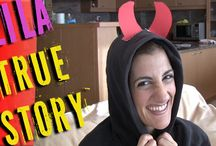 LilaTrueStory Comedy Videos / Actress,comedian,youtuber http://www.youtube.com/user/LilaTrueStory/about
