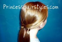 Emily hair dos / by Leslie Thacker