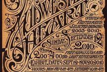 typography&prints