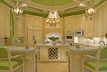 Dream Kitchens / by Gail Moline Thompson