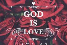 Take heart, for He has overcome the world / The Love of God