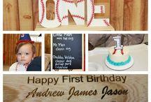 Xavey's 1st Birthday