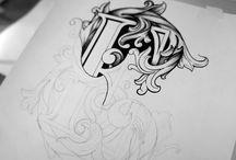 Tegning og skrift