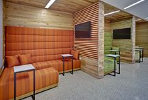 collaboration spaces / by Jessica Lee