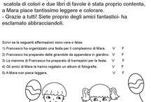 Italiano / Comprensione del testo e altro