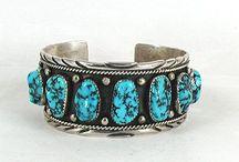 Native American Vintage Bracelets